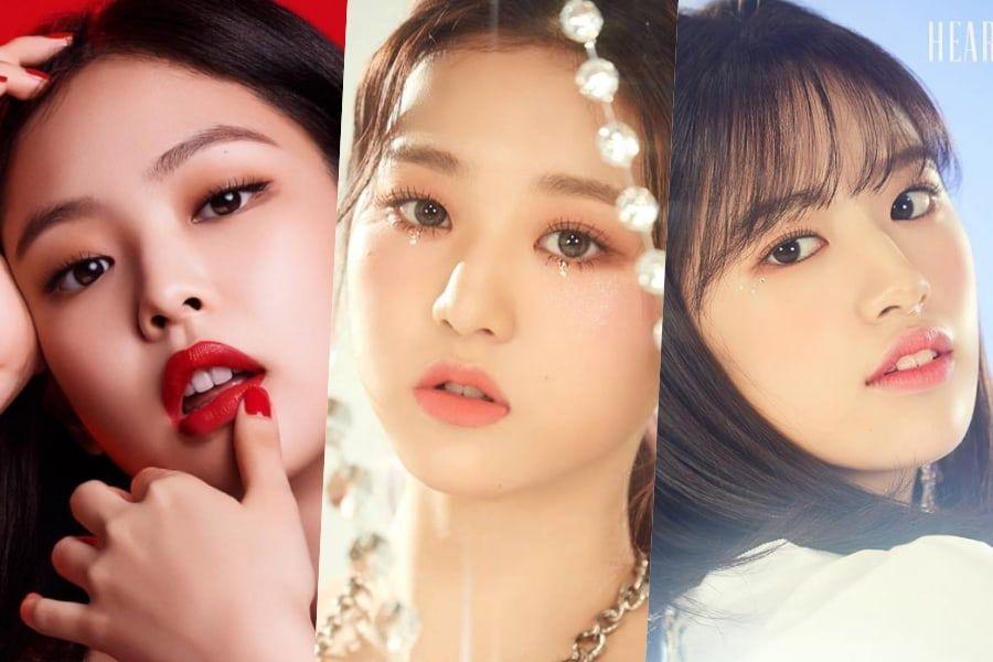 April Girl Group Member Brand Reputation Rankings Announced