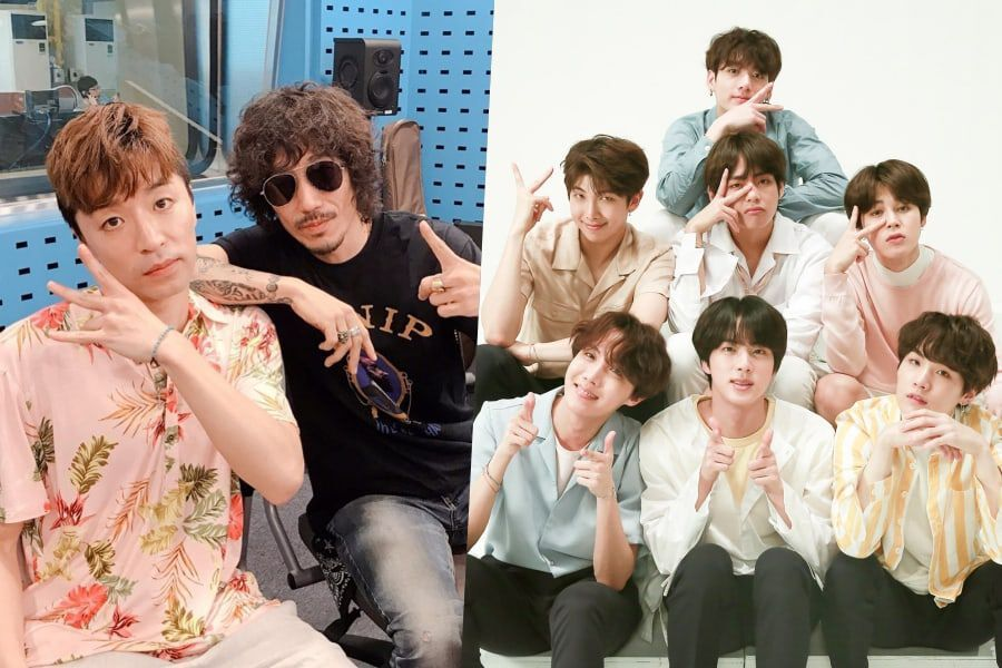 Rapper Bizzy Praises BTS's Personalities