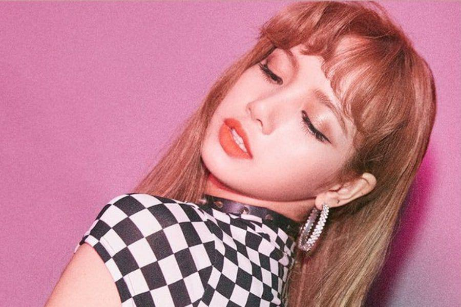 Blackpink S Lisa Tries Out A Sleek New Hairstyle Soompi