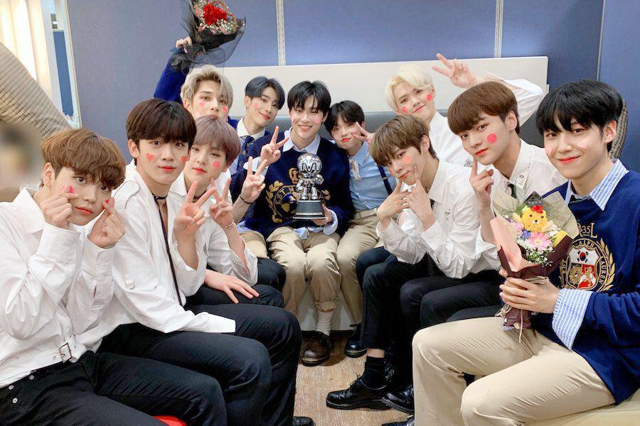 """Watch: X1 Takes 3rd Win For """"Flash"""" On """"M Countdown""""; Performances By Sunmi, UP10TION, And More"""