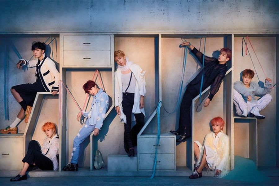 """BTS's """"Love Yourself: Answer"""" Spends 50th Week On Billboard 200"""