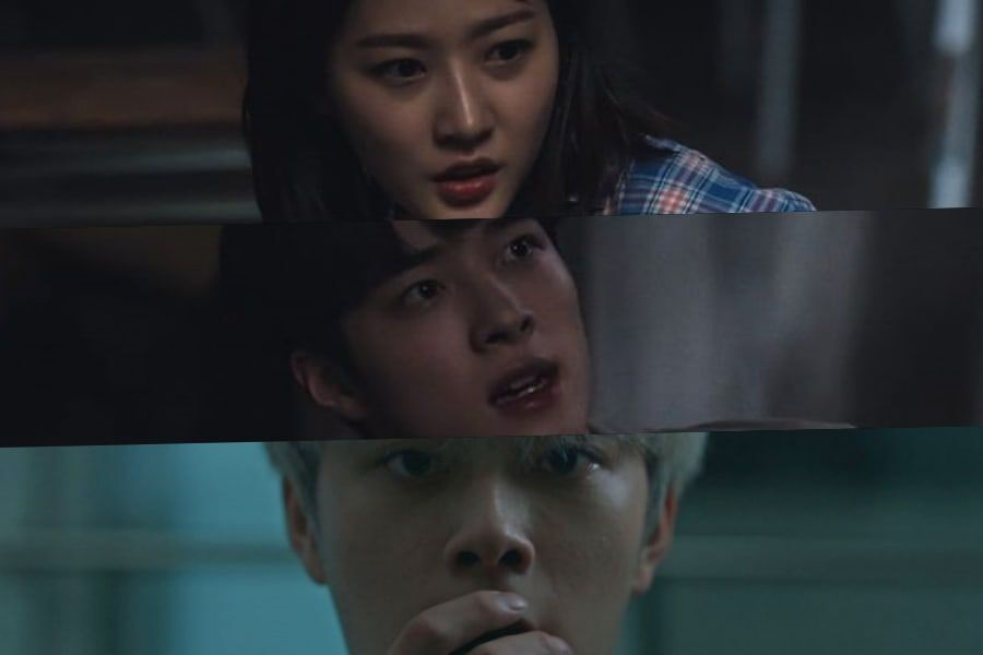 "Kim Sae Ron, Nam Da Reum, And Yoo Seon Ho See Something That Makes Their Blood Run Cold In ""The Great Shaman Ga Doo Shim"""