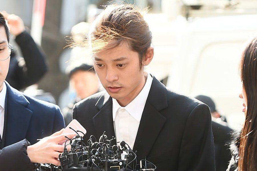 Jung Joon Young podría recibir una pena de prisión de hasta 7 años y 6 meses