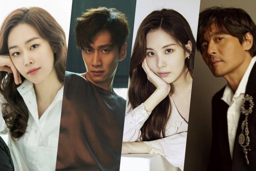 """Ganadores de los """"Korea Best Star Awards 2018"""""""