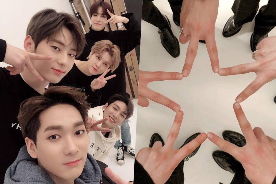 NU'EST To Hold 1st Concert As 5-Member Group Following Minhyun's Return