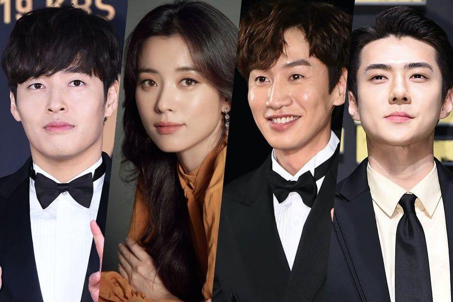 KOLASE Kang Ha Neul, Han Hyo Joo, Lee Kwang Soo, dan Sehun EXO