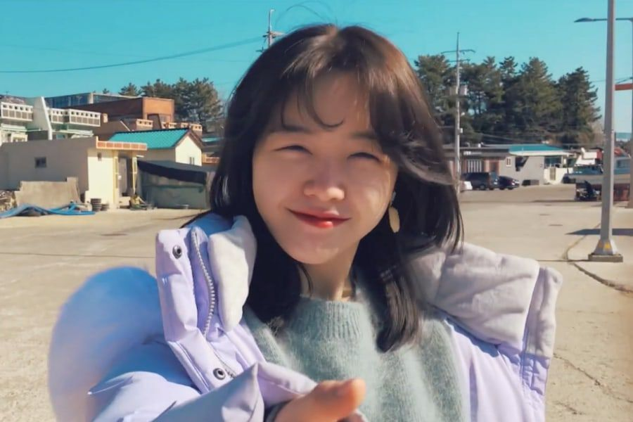 Watch: Girl's Day's Minah Launches New YouTube Channel; Shares Footage Of Trip To Busan