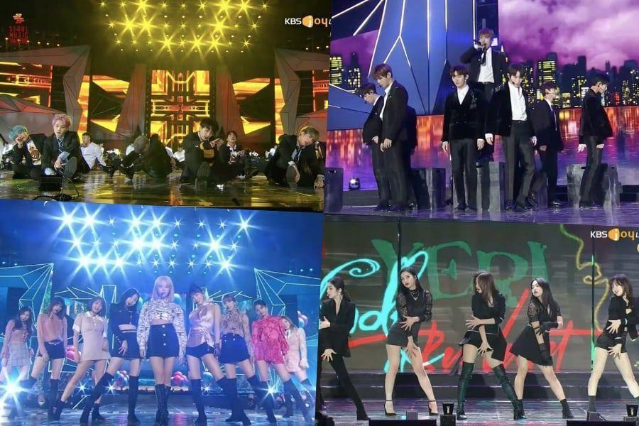 Actuaciones de los 28th Seoul Music Awards