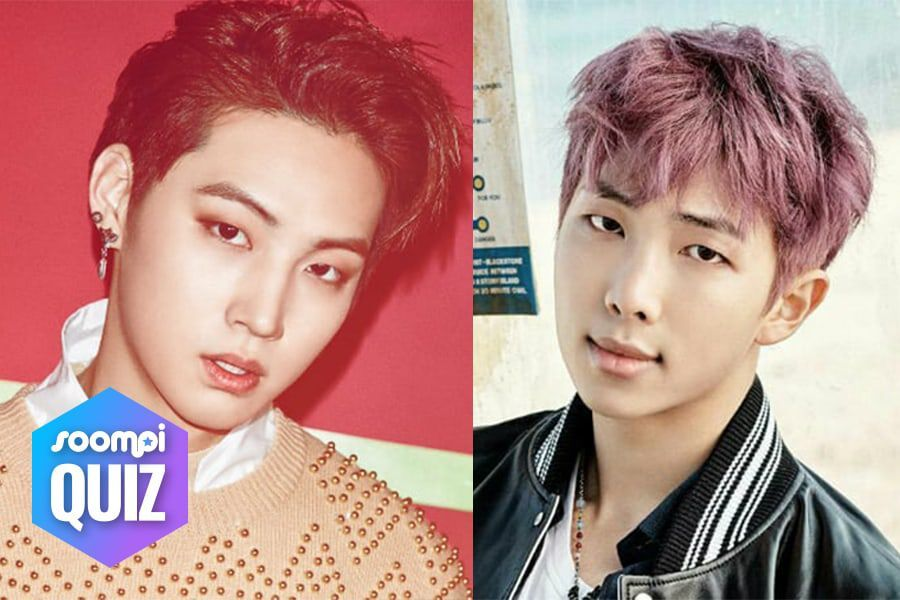 QUIZ: Are You More Like GOT7's JB Or BTS's Rapmon? | Soompi