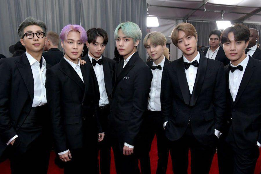 BTS Talks About The Possibility Of Topping Billboard's Hot 100 In Entertainment Weekly Interview