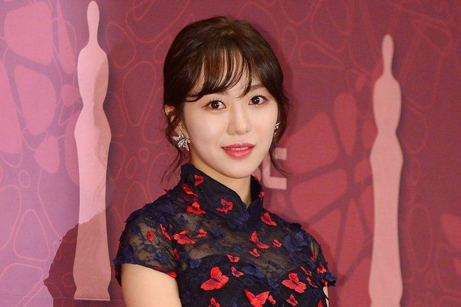 Former AOA Member Mina Parts Ways With Her Agency