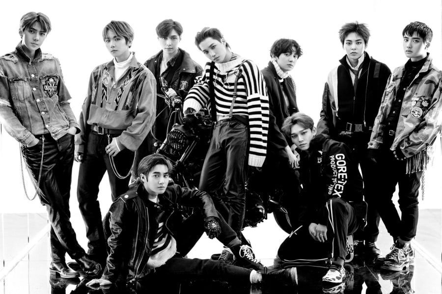 EXO's Suho Reveals That Group's Upcoming Album Is In The Works