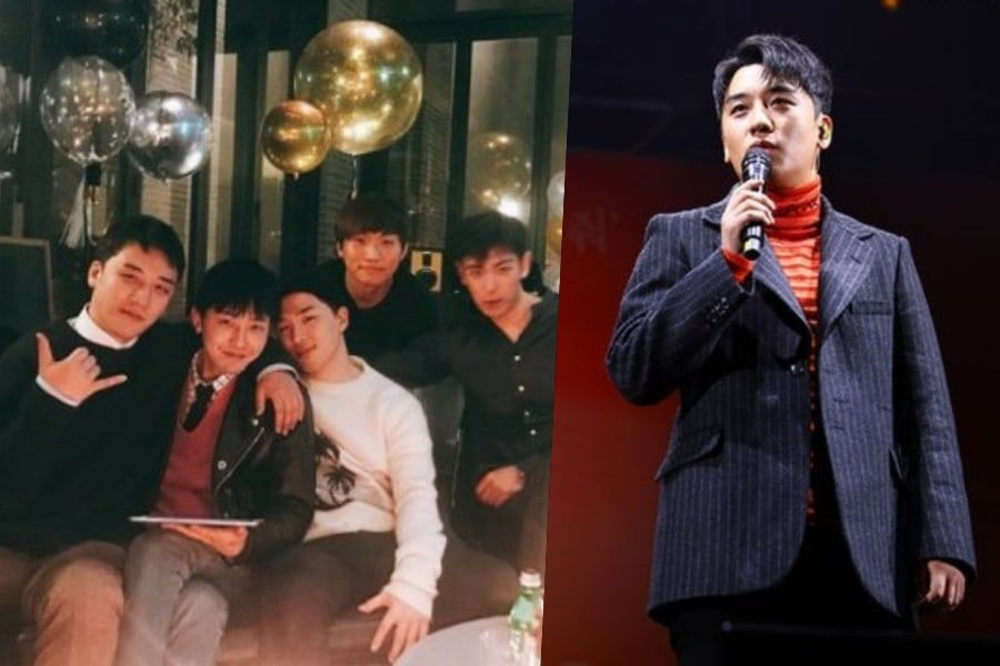 Seungri Talks Affectionately About BIGBANG As He Discusses What Matters Most In Life