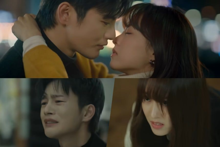 "Watch: Park Bo Young And Seo In Guk Experience A Roller Coaster Of Emotions In ""Doom At Your Service"" Highlight Reel"