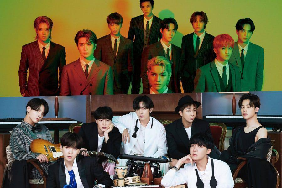 NCT 127 And BTS Rule Oricon's Monthly Album Chart