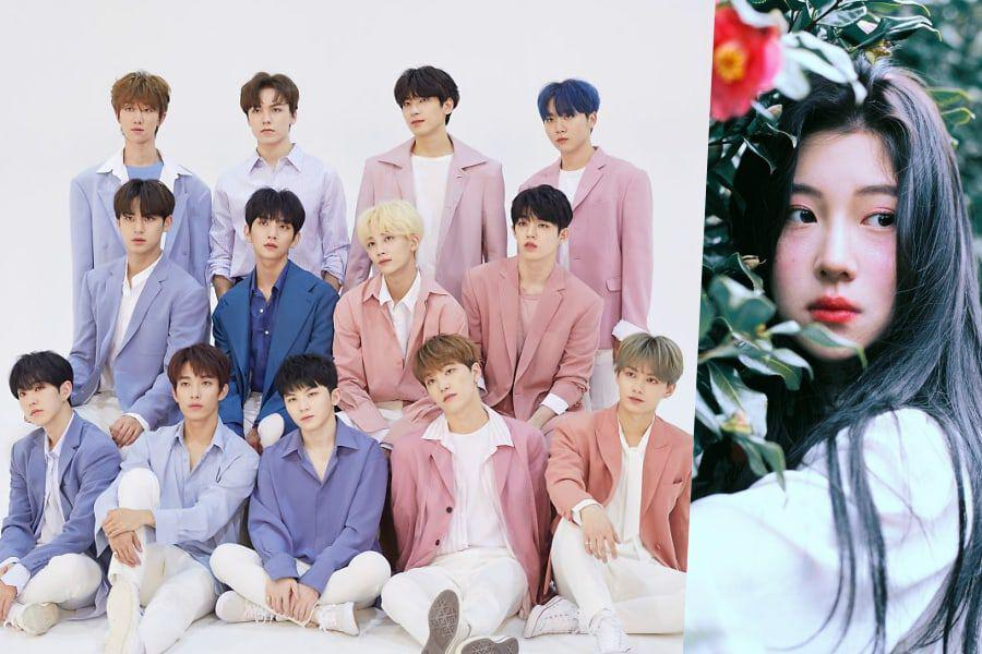 """SEVENTEEN, Baek Yerin, And More Confirmed For """"A-TEEN 2"""" OST"""