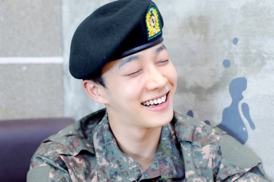 Image result for military highlight gikwang
