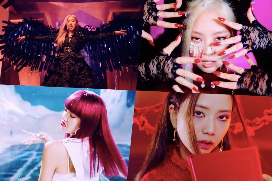 "BLACKPINK Dazzles BLINKs With Much-Anticipated ""How You Like That ..."
