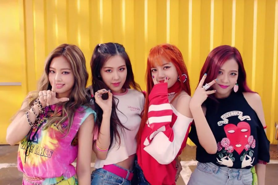 """BLACKPINK's """"As If It's Your Last"""" Becomes Their 2nd MV To Surpass 550 Million Views"""