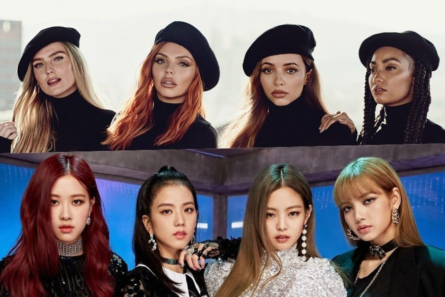 Little Mix dice que les encantaría colaborar con BLACKPINK