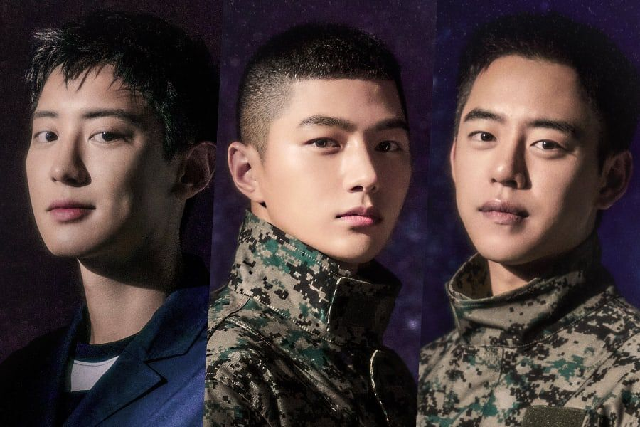 EXO's Chanyeol, INFINITE's Kim Myung Soo, And B.A.P's Daehyun Cast In Military Musical