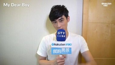 Zhang Guang Chen's Shoutout to Viki in English: My Dear Boy