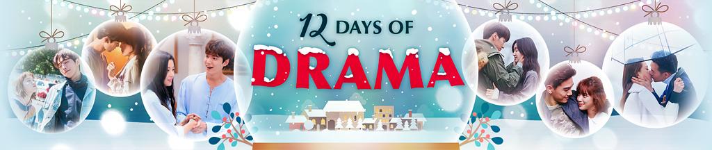 12 Days of Drama