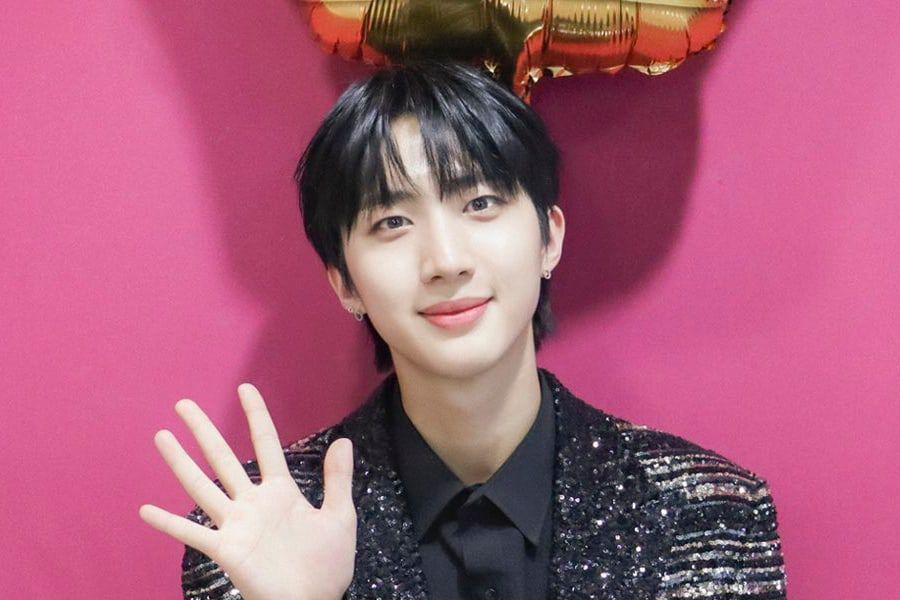PENTAGON's Hui Reveals New Military Enlistment Date