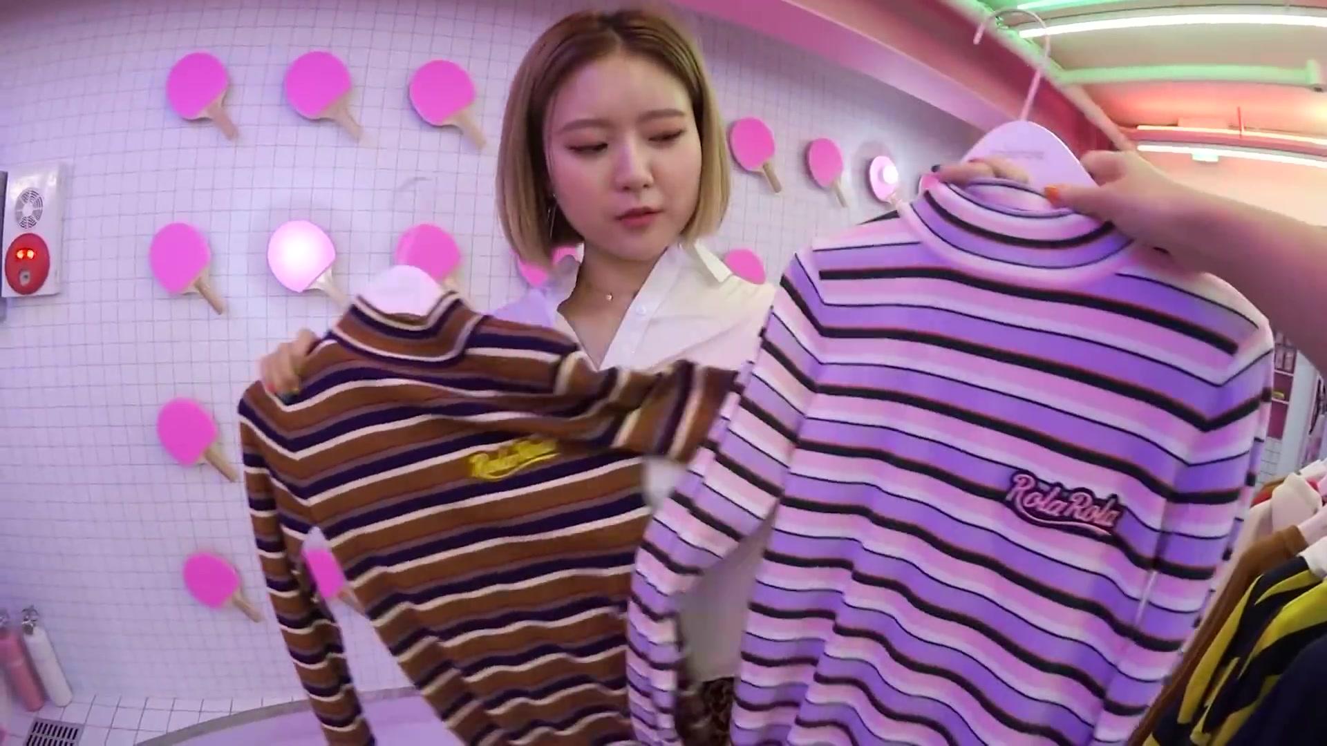 Q2Han Episode 47: Shopping in Korea - Winter Outfits at Rolarola 2018 (Hongdae) [Q2HAN]