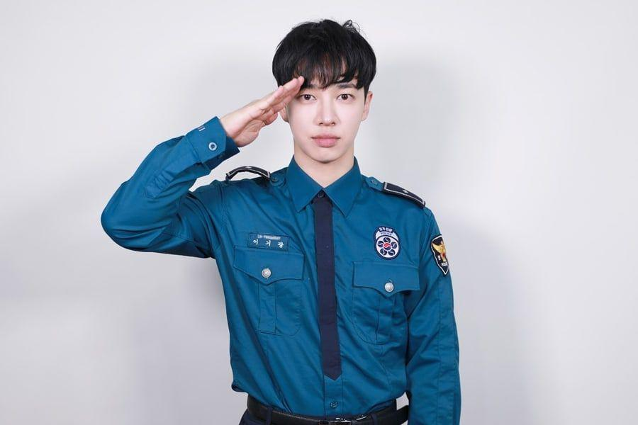 Highlight's Lee Gikwang Discharged From Military