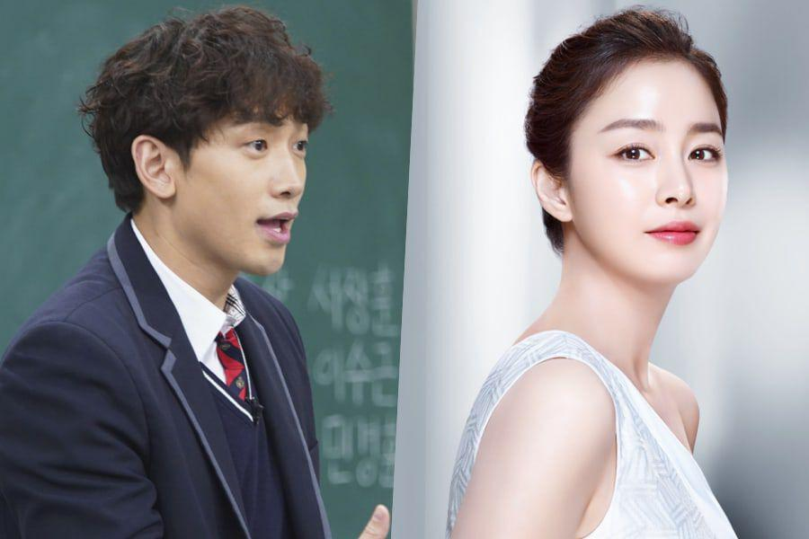 Rain Explains Why He Rarely Speaks About Wife Kim Tae Hee