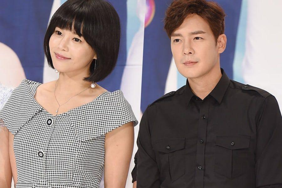 Lee Young Ah And Kang Eun Tak ...