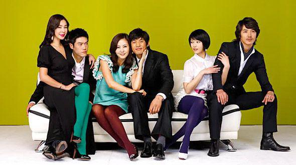 Hilarious housewives korean drama