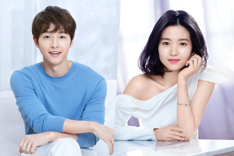 Song Joong Ki And Kim Tae Ri Confirmed For New Sci-Fi Film Funded By Huayi Tencent