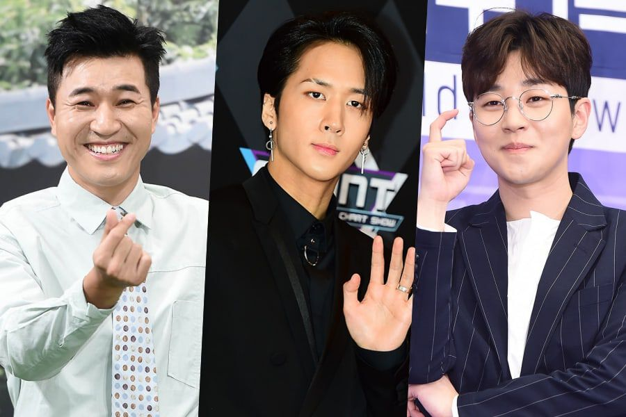 "Update: ""2 Days & 1 Night"" Confirms New Cast Including Kim Jong Min, VIXX's Ravi, DinDin, And More"