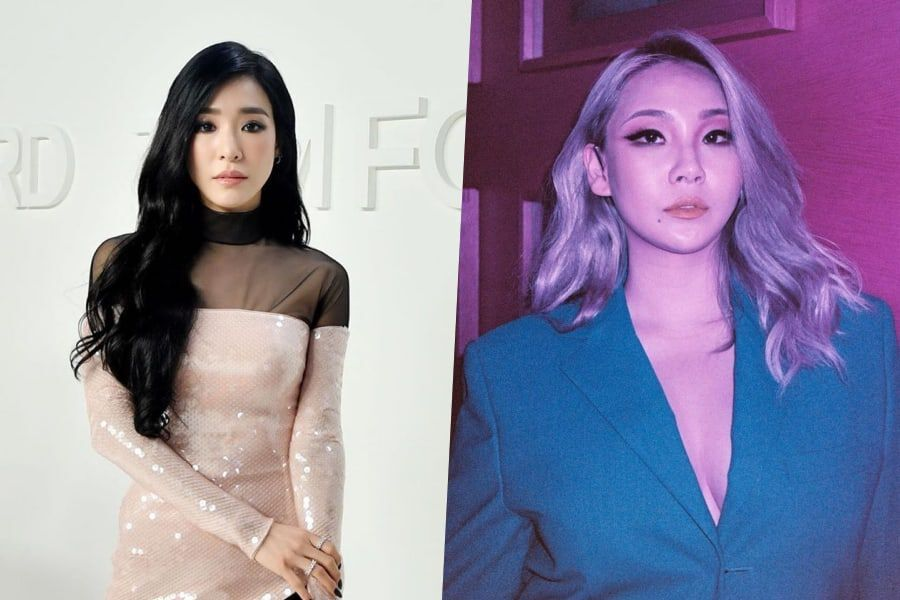 Girls' Generation's Tiffany Shares Video Of Herself Hanging Out With CL At New York Fashion Week