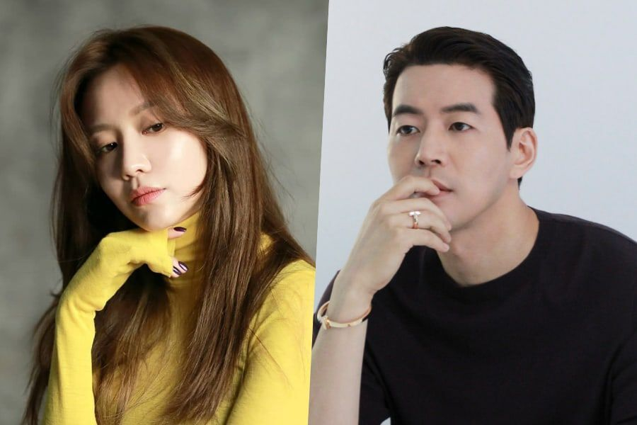 """""""One the woman"""": Kim Ah Joong and Lee Sang Yoon speak about the new SBS drama"""