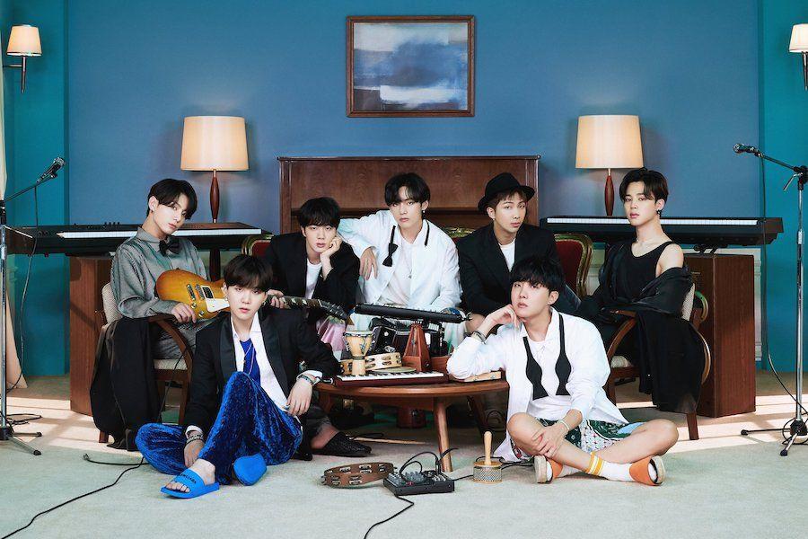 BTS And ARMY Win At 2020 Kids' Choice Awards Mexico