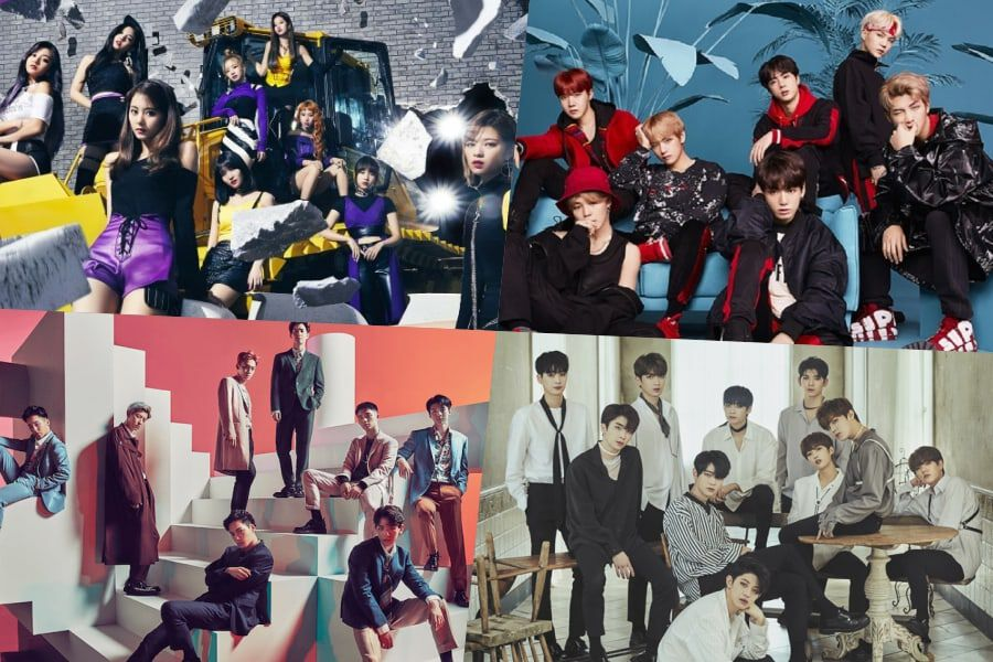 Japanese CD Retailer Tower Records Announces Best-Selling Korean Albums Of 2018