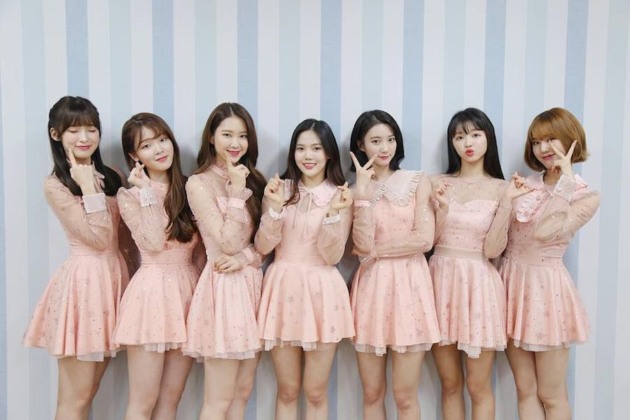 """Update: Oh My Girl Unveils Beautiful Album Art For """"Remember Me"""""""