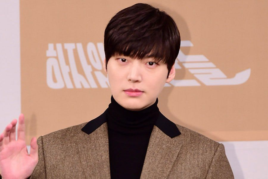 """Ahn Jae Hyun Apologizes For Personal Affairs At """"Love With Flaws"""" Press Conference"""