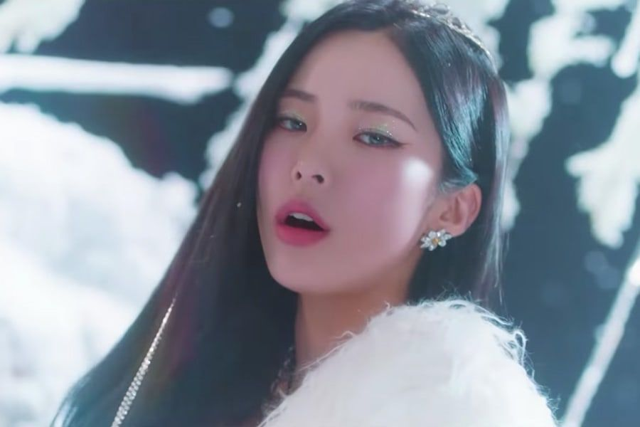"Heize publica un seductor MV para su lanzamiento invernal, ""First Sight"""