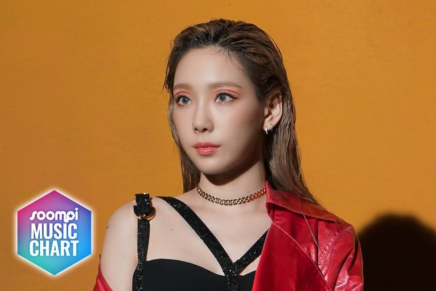 "Taeyeon Rises To No. 1 With ""Spark""; Soompi's K-Pop Music Chart 2019, November Week 3"
