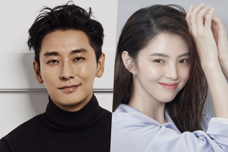 Joo Ji Hoon And Han So Hee In Talks To Star In New Film