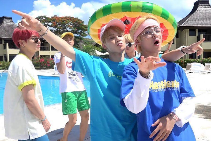 """BTS comparte la versión de verano de """"Airplane Pt. 2"""" para comenzar su Festa del 7mo aniversario"""