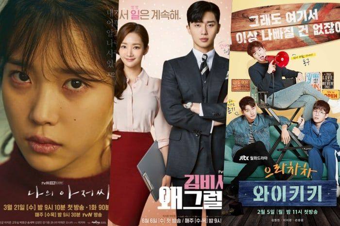 Fun Korean Drama 2018 The top 10 Kdramas of 2018 as voted by you SBS