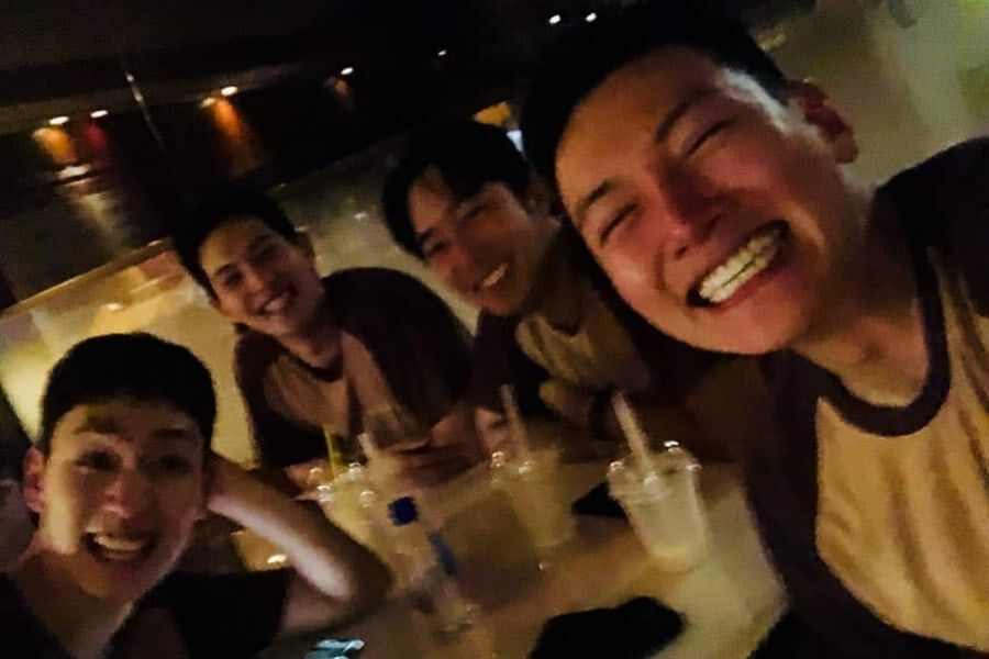 Ji Chang Wook Hangs Out With Choi Tae Joon And CNBLUE's Lee
