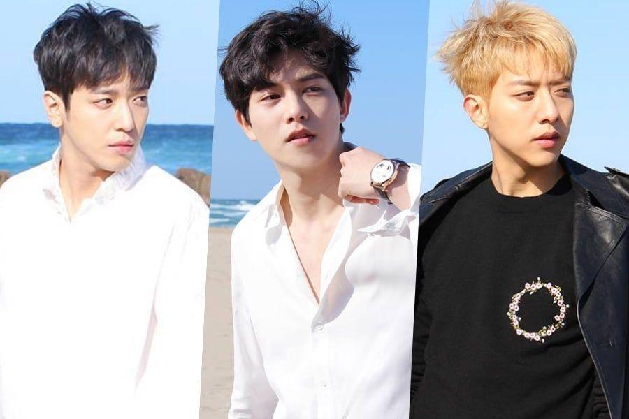 Jung Yong Hwa, Lee Jong Hyun y Lee Jung Shin de CNBLUE actualizan a sus fans desde la milicia