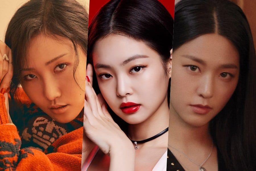 December Girl Group Member Brand Reputation Rankings Announced