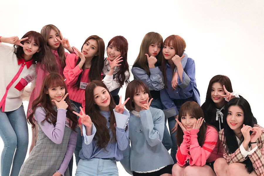 IZ*ONE Becomes 4th Highest K-Pop Girl Group In First Week